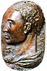 LEON BATTISTA ALBERTI<br>				 Architect of Florence<br>                 (1404-1472)