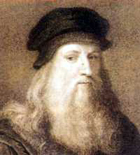 LEONARDO DA VINCI<br>Painter and Sculptor of Florence<br>(1452-1519)