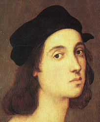 RAPHAEL OF URBINO<br>Painter and Architect<br>                                     (1483-1520)