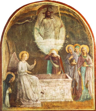 The Resurrection of Christ and the Women at the Tomb