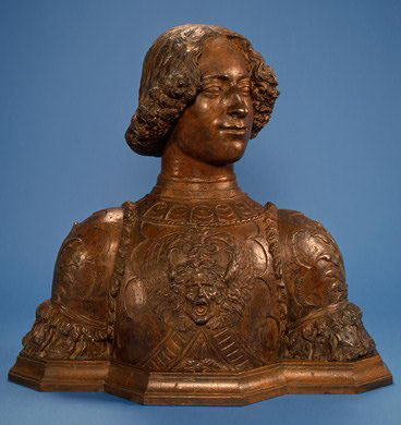 Bust of Giuliano de' Medici