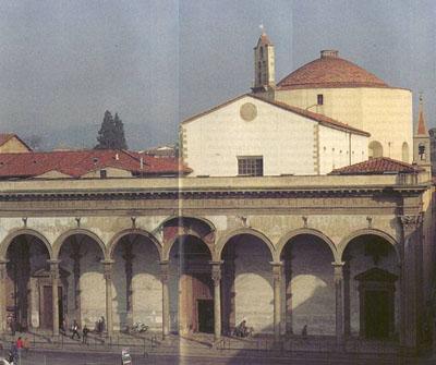 Church of SS. Annunziata, Florence