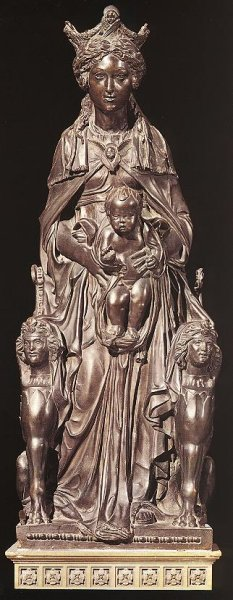 The Virgin and Child, Sant'Antonio, Padua