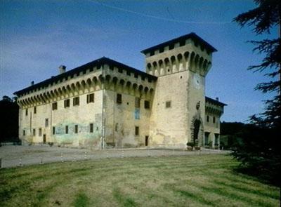 Medici Villa, Cafaggiolo