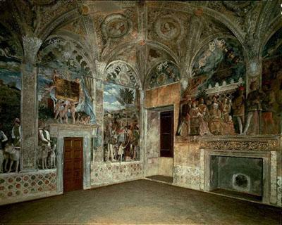 Camera degli Sposi, Mantua