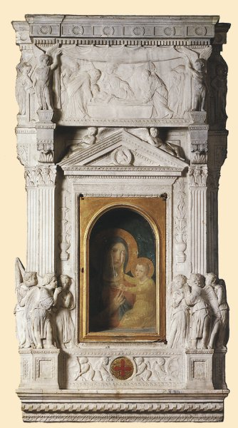 Tabernacle of the Holy Sacrament