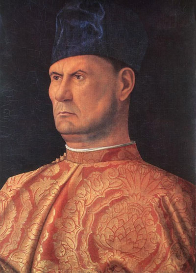 Portrait of Bartolomeo d'Alviano, NGA, Washington