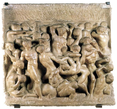 Battle of Hercules and the Centaurs