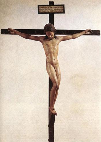 Crucifix, Santo Spirito