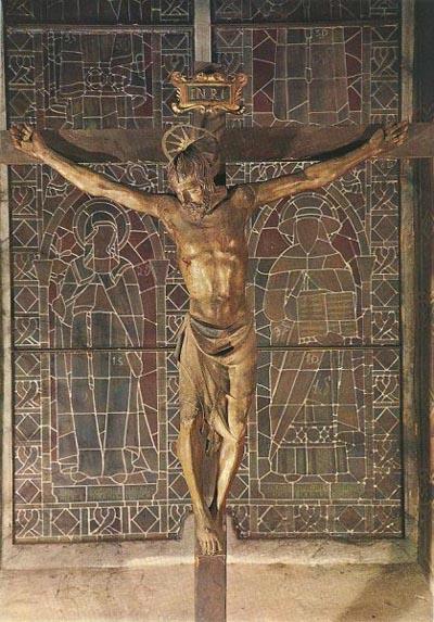 Crucifix, Santa Croce