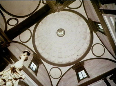 Dome, New Sacristy, San Lorenzo