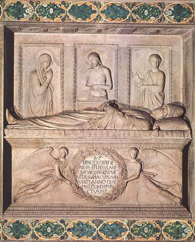 Tomb of Bishop Federighi