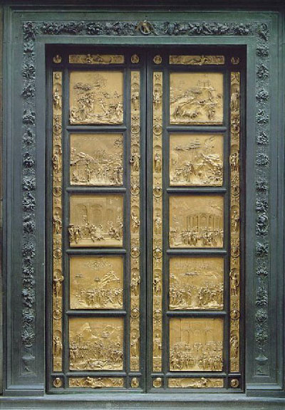 East Doors, Baptistery, Florence
