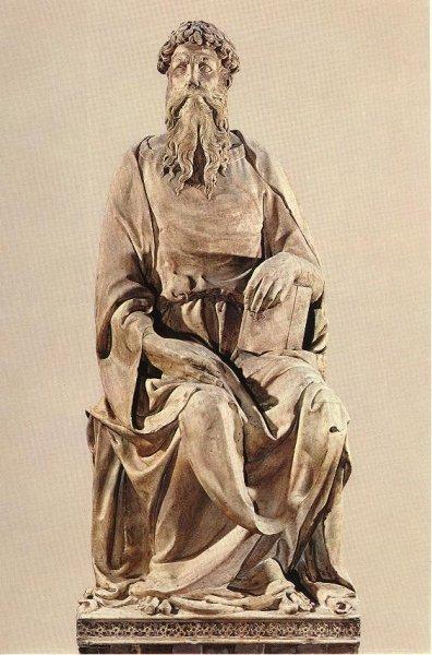 St John the Evangelist, Duomo, Florence