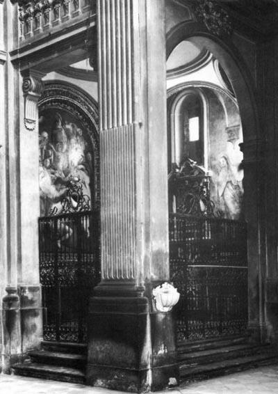 Barbardori Chapel, Santa Felicita