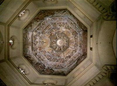 Cupola interior