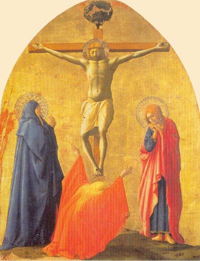 Crucifixion, Museo Nazionale di Capodimonte, Pisa