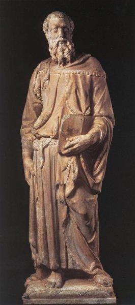 St Mark, Orsanmichele