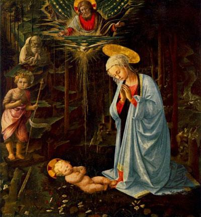 Medici Nativity
