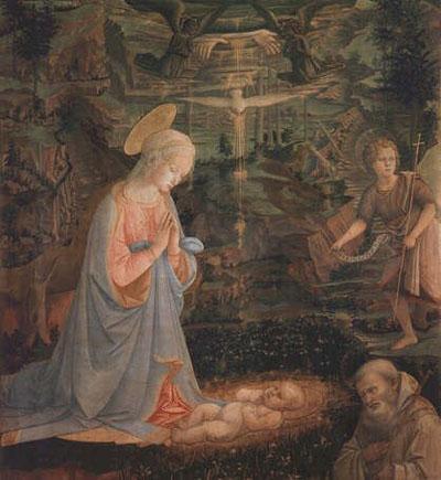 Camaldolite Nativity
