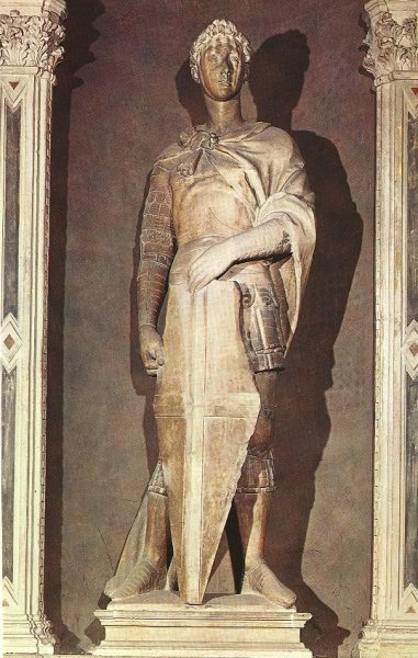 St George, Orsanmichele, Florence