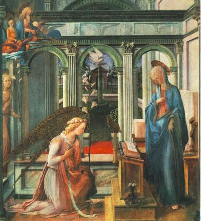 Annunciation, Munich